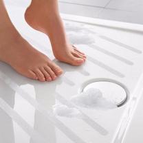 [바보사랑]강력 투명 욕실 논슬립 미끄럼방지 스티커 테이프 6개입