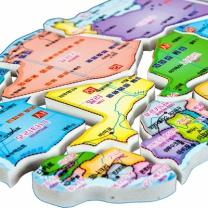 [바보사랑]세계지도 퍼즐 100x70cm 190pcs