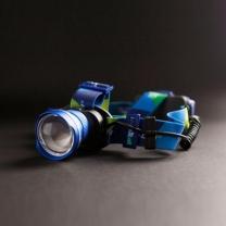 [바보사랑][WS] 벨로프 LED 충전식 줌 헤드랜턴