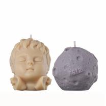 [바보사랑]figure soy candle-The little prince GIFT SET