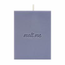 [바보사랑]flat soy candle-Slow letter SB
