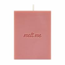 [바보사랑]flat soy candle-Slow letter C