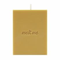 [바보사랑]flat soy candle-Slow letter M