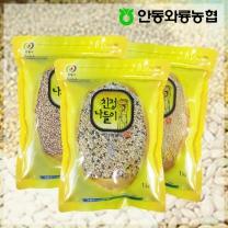 [안동와룡농협] 영양만점 혼합 잡곡 3kg 14호 (혼합15곡+기장쌀+수수쌀)