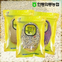 [안동와룡농협] 영양만점 혼합 잡곡 3kg 12호 (혼합15곡+기장쌀+팥)