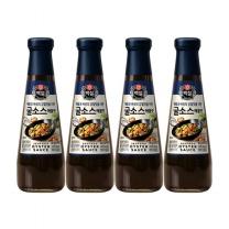 [CJ직배송]백설 굴소스해물맛 360gX4개