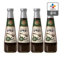 [CJ직배송]백설 남해굴소스 500gX4개
