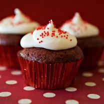 [피나포레] 레드벨벳 컵케이크 만들기 DIY 홈베이킹 키트