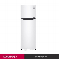 [4주이상 배송지연]LG전자 일반 냉장고 B267WM