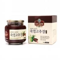 [죽염명가-인산가]죽염고추장 매운맛 1kg
