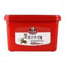 [죽염명가-인산가]죽염고추장 매운맛 2.5kg
