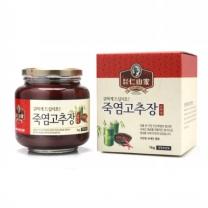 [죽염명가-인산가]죽염고추장 순한맛 1kg