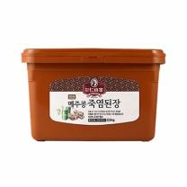[죽염명가-인산가]메주콩 죽염된장 2.5kg