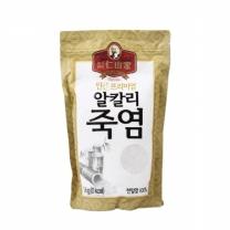 [죽염명가-인산가]프리미엄 알칼리죽염미세과립 1kg