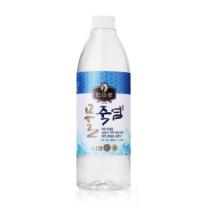 [죽염명가-인산가]물죽염골드 1L