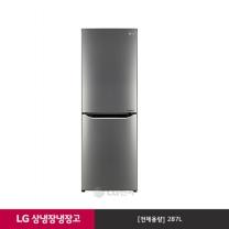 [1~2주 배송지연]LG 상냉장 냉장고 M287SBM
