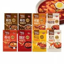[동원]떡볶이의신 총10개(국물/치즈/매운/짜장/튀김/라볶이)
