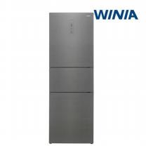 위니아_ NEW 다목적 중형 냉장고 3룸 WRB280BSM (280ℓ,실버,2등급)