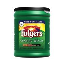 폴저스 클래식로스트그라운드 디카페인 320gx6개(1박스)
