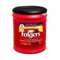 폴저스 클래식로스트그라운드 커피 320gx6개(1박스)