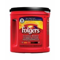 폴저스 클래식로스트그라운드 커피 865g(30.5oz)