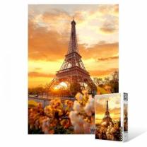 [바보사랑]1000피스 직소퍼즐 / 노을 속의 에펠탑