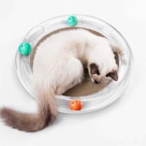 [바보사랑]펫킷 고양이 멀티 스크래쳐
