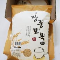 (인빌푸드)장중보옥 현미(2017년산) 5kg