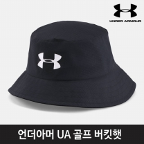 언더아머 정품 스톰 골프 버킷 모자 1274049-002