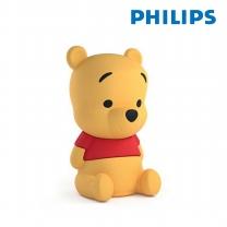 필립스 소프트팔 디즈니 푸우 무드등 취침등 USB