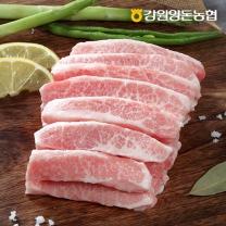 [강원양돈농협] 깊은산 맑은돼지 항정살 500g