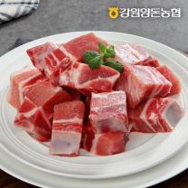 [강원양돈농협] 깊은산 맑은돼지 찜갈비 1kg