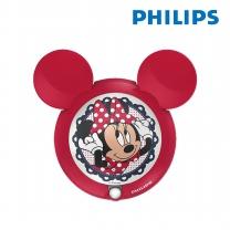 필립스 디즈니센서 미니마우스 LED센서등 건전지타입
