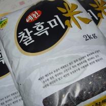 (인빌푸드)예천찰흑미(17년산) 2kg