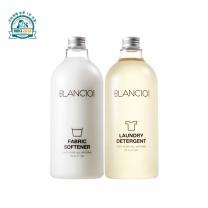 [블랑101] 고농축 세탁세제&섬유유연제_시그니처(1L) + 전용펌프증정