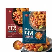 [동원]디핑 쉬림프 340g 총3봉(링/너겟)