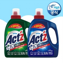 [피죤공식] 액츠 퍼펙트 세탁세제 3.5L 2개