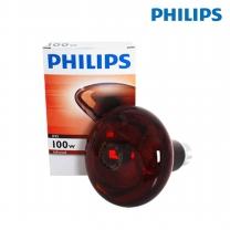 [필립스] 적외선램프 IR 100W 적외선전구 의료 찜질 치료