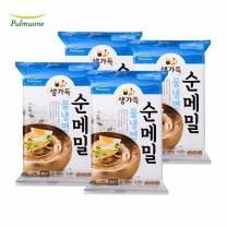 [풀무원직배송]순메밀 물냉면 2인x4개(총8인분)
