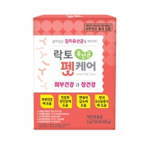 락토펫케어 유산균 피부와 장건강 60g