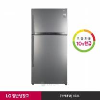 LG 일반냉장고 B608S