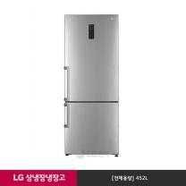[1~2주 배송지연]LG 상냉장 슬림 스타일 냉장고 M458P