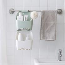 [바보사랑]모던 욕실 물빠짐 다용도 수납함