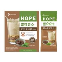 [CJ직배송]HOPE 발효효소 밸런스밀 브라운(30gX14포)