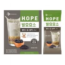 [CJ직배송]HOPE 발효효소 밸런스밀 블랙(30gX14포)