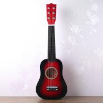 실속형입문용 컬러 미니 기타