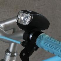 실속형5구 LED 자전거 전면 안전등1P