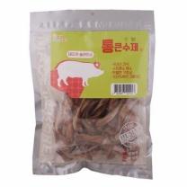 [바보사랑]통큰수제간식 돼지귀슬라이스 360g (m)