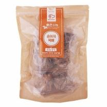 [바보사랑]통큰수제간식 송아지목뼈 400g (L)