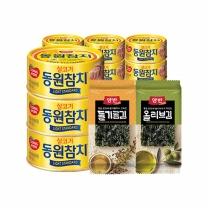 [동원]참치 85gx17캔+(양반김식탁x6봉랜덤증정)
